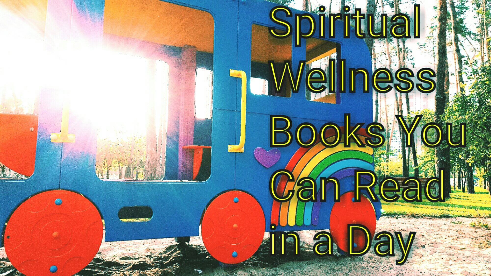 Spiritual Wellness Books